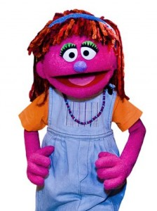 Sesame Workshop - Lily character, Growing Hope Against Hunger