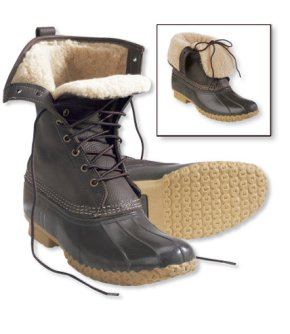 The original and still the best - Bean Boots by L.L. Bean